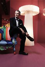 Designer Giulio Cappellini (Paris, Nov. 2010)