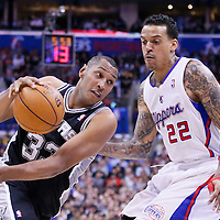 02-18 SPURS AT CLIPPERS