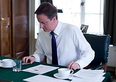 Cameron working on Desk