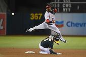 20140822 - Los Angeles Angels @ Oakland Athletics