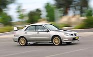 2006 Subaru Impreza WRX STI Grey