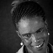 5 April 2012, Soshanguve, South Africa. Maria Maropeng, aged 63.