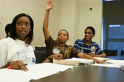 Sponsors for Educational Opportunity' Summer Academy. A 3 week program of instruction in the areas of reading, writing and math. The program took place at New York University.