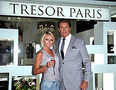 16 JUNE 2015 Tresor Paris Store Launch Party