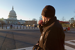 Gary Allen's Maine to DC run; day-after meet and greet with Maine Congressional delegation. Rep Mike Michaud