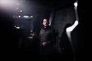 Chef operateur, tournage du pilote de la serie Hyper Nuit