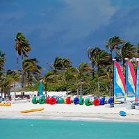 Caribbean, Bahamas, Castaway Cay. Watercraft Rentals at Castaway Cay.
