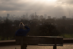 2016-02-15 London weather: Early morning on Primrose Hill