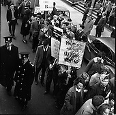 1960 - 01/03 'Ban the Bomb' Protest March