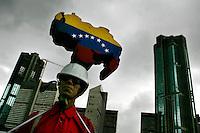 Caracas - Le torri di Bella Artes simbolo dello sviluppo in Venezuela