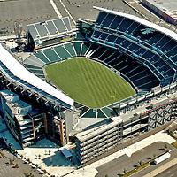 Aerial  view of Lincoln Financial Field Home of the  Philadelphia Eagles, Philadelphia, ([Julia Robertson]/via AP Images)