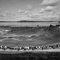 2015 U.S. Open was held at <br />