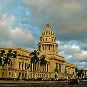 Capitolio Nacional - National Capitol in Habana Centro, Central Havana, Cuba.