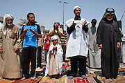 Iraqi Shi'as take part in Friday prayers in the Shi'a enclave of Sadr City September 03, 2010 in Baghdad, Iraq. An intense power struggle between Iraq's Shia political leaders and parties is one of the main obstacles to the formation of a new government since the inconclusive March 2010 poll, according to senior Iraqi officials involved in ongoing negotiations. Credit: Scott Nelson for the Wall Street Journal.Slug: Iraq - Shia divisions..