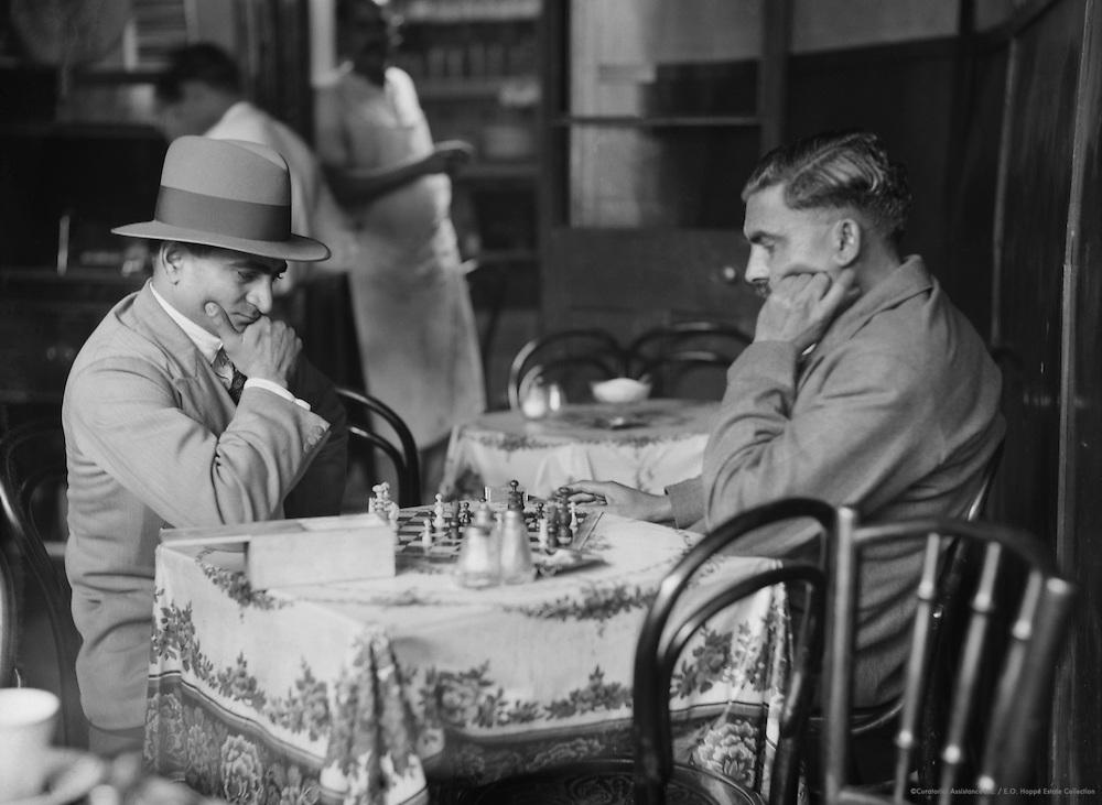 Oriental Quarter, London, 1933