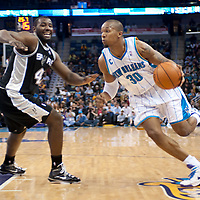 San Antonio Spurs  VS New Orleans Hornets 03.01.2010