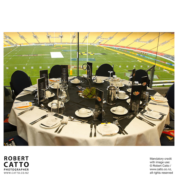 British &amp; Irish Lions v. Wellington Lions Match at the Westpac Stadium, Wellington, New Zealand.<br />