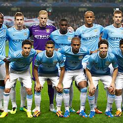 131002 Man City v Bayern Munich