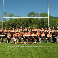 Glasgow Tigers Group Shots 2012