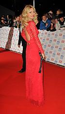 JAN 28 2013 National Television Awards 2013