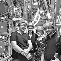 A visit to CERN, the European Organization for Nuclear Research, as part of the Reintegrate Projetc: Discovering the Higgs through Physics, Dance and Photography