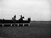 1962 - Horse Racing - Celbridge Handicap Steeplechase at Naas