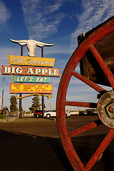 Iconic eateries in the Phoenix, Arizona metro area. All the restaurants have been in business for 50+ years. Bill Johnsons Big Apple
