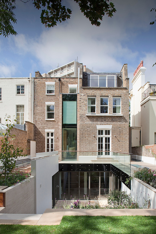 Modern house extension london andy spain photo film of the built