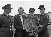 1986 - Army Apprentice Awards Ceremony.