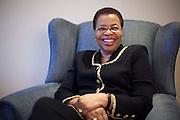 13 July 2010, Nelson Mandela Foundation, Johannesburg, SOUTH AFRICA. Mrs Graca Machel.