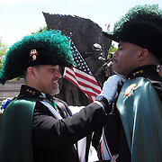 Knights of Columbus 4th Degree Wreath Laying Ceremony, WDC 5/25/15