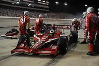 Dario Franchitti, Sun Trust Indy Challenge, Richmond International Raceway, 7/12/2009