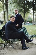 Jacques et Philippe der Megreditchian (Paris, Sept. 2015)