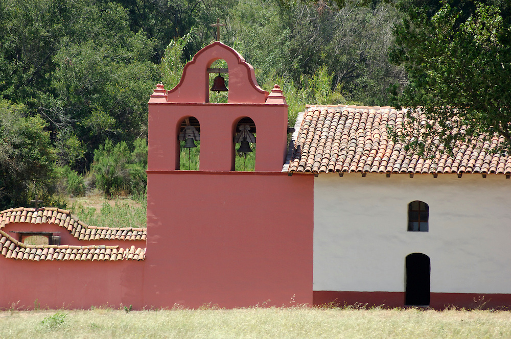 La Purisima Mission State Historic Park, Lompoc, California, United States of America