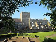 St Mary's Church, Gowran. co.Kilkenny – founded 1280,