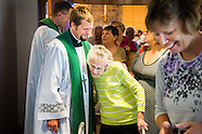 Church work at Christ Lutheran Church in Normal, Illinois