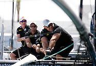 Extreme Sailing Series 2011. Leg 1. Muscat. Oman.Red Bull Extreme Sailing.