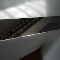 The escalators
