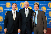20110524 - Golden State Warriors Jerry West Press Conference