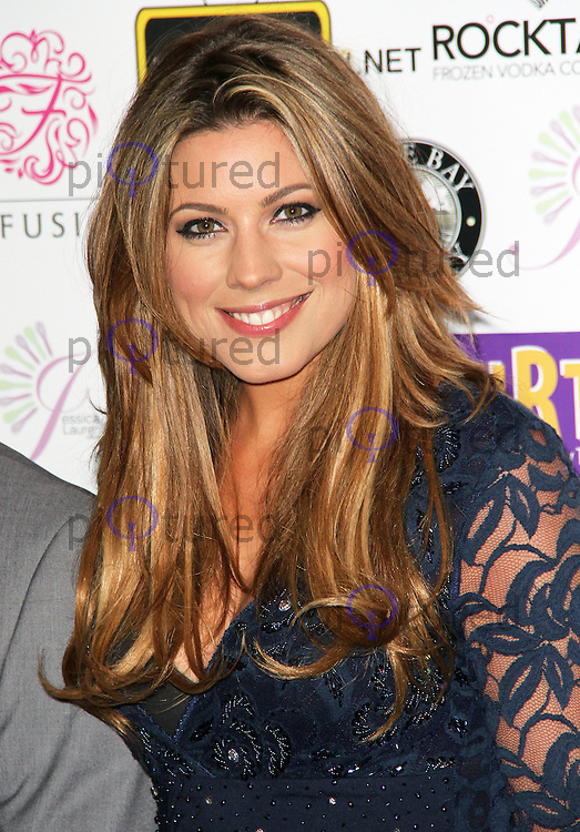 LONDON - AUGUST 30: Kirsty Duffy attended the National Reality TV Awards, Porchester Hall. - Kirsty-Duffy-IMG-3223
