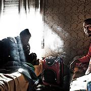The invisible somali refugees of Via dei Villini 9, the former embassy of Somalia in Rome