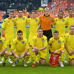 080601 Netherlands v Wales
