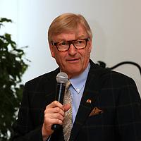 3.5.2012, SLU-talo, Helsinki..Superpesiksen avaustilaisuus..Superpesiksen puheenjohtaja Heikki Takam?ki