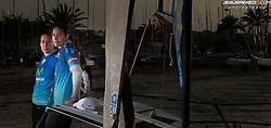 Palma de Mallorca, Spain, 45 Trofeo S.A.R. Princesa Sofia, tphoto session in Palma de Mallroca,11 March 2014, 49er FX © Jesús Renedo, 49er: FX, ESP, ESP-1304, 18, T Echegoyen, Berta Betanzos