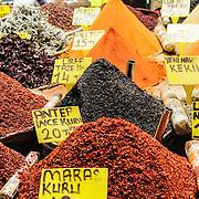 Spice Bazaar / Istanbul, Turkey