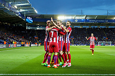 170418 Leicester City v Atlético Madrid