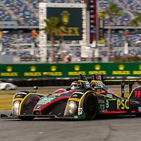#52 PR1/Mathiasen Motorsports ORECA FLM09: Robert Alon, Jose Gutierrez, Nicholas Boulle, Tom Kimber-Smith