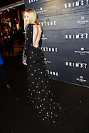 AMSTERDAM - Martin Koolhoven with Dakota Fanning and Emilia Jones on the red carpet at the premiere of the film Brimstone. COPYRIGHT ROBIN UTRECHT<br /> AMSTERDAM - Martin Koolhoven met Dakota Fanning en Emilia Jones op de rode loper tijdens de premiere van de film Brimstone. Hollywoodster Dakota Fanning bij Brimstone premiere<br /> 09-01-2017<br /> Dakota Fanning op de rode loper tijdens de premiere van de film Brimstone. COPYRIGHT ROBIN UTRECHT