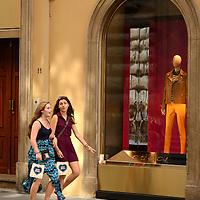 Via de' Tornabuoni,Florence,Tuscany,Italy, Europe