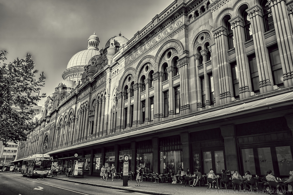 The Queen Victoria Building (est. 1898), City Centre